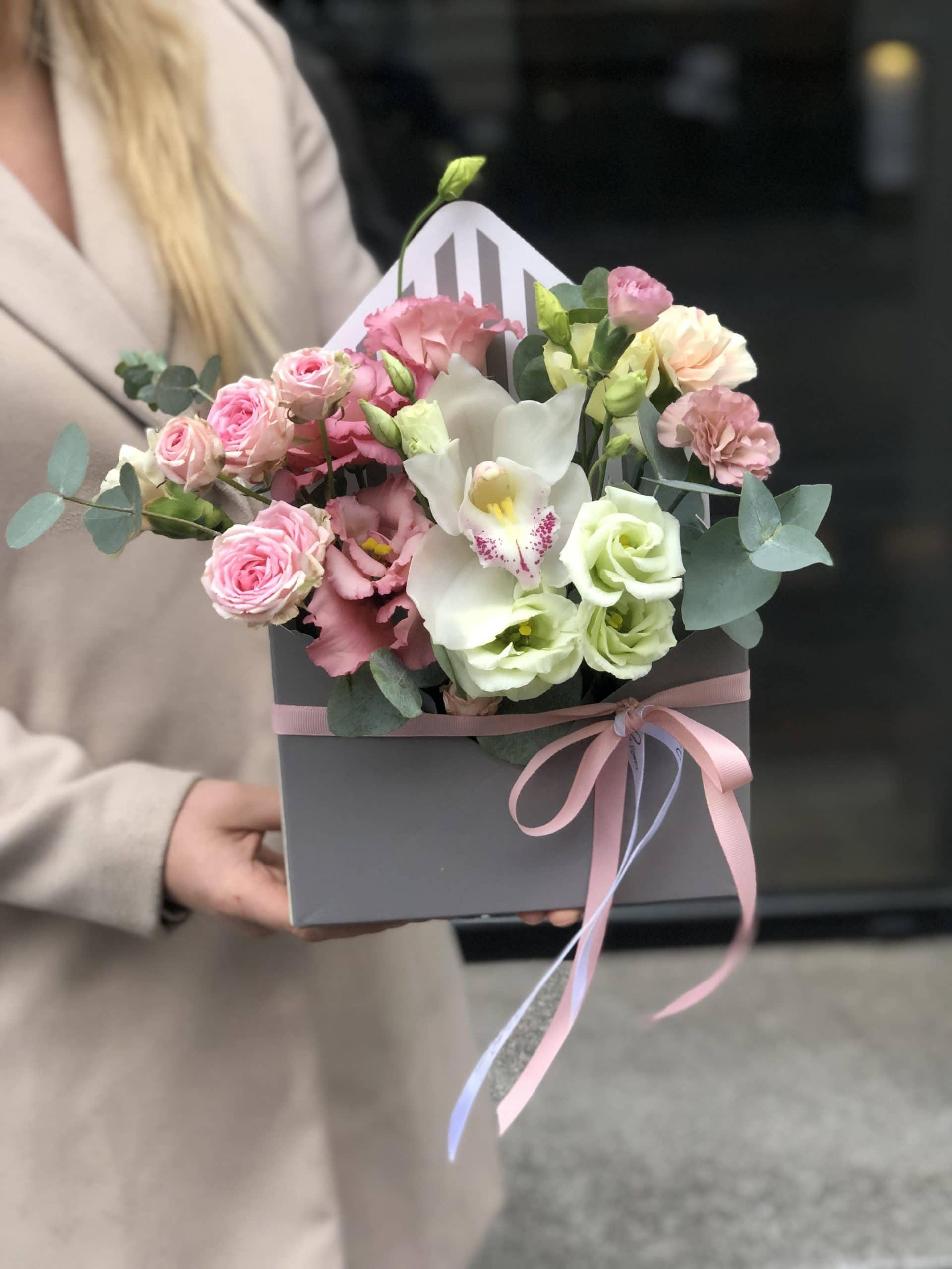 Koperta Kwiatów
