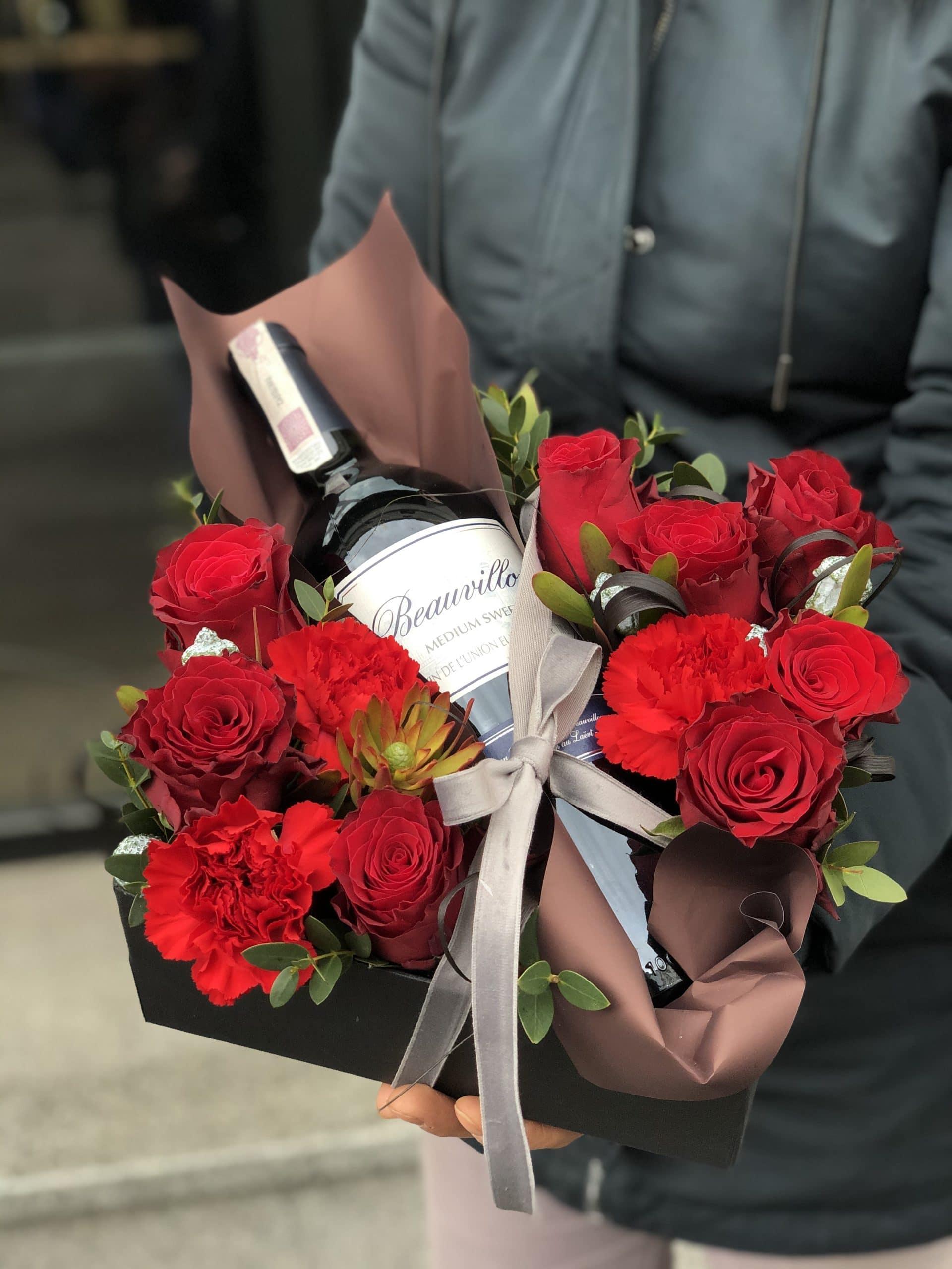 Flowerbox Dżentelmeński