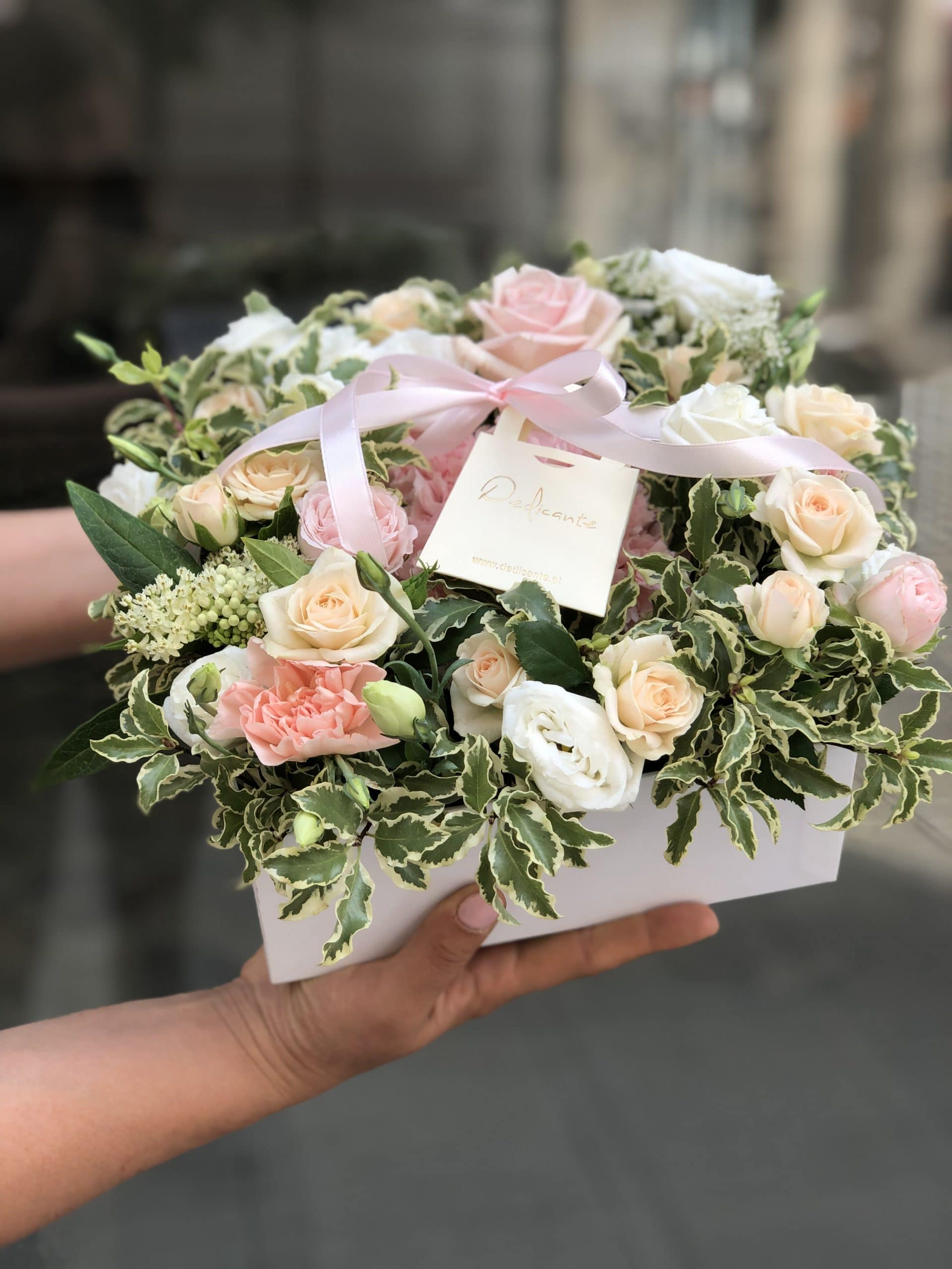 Flowerbox Pastelowy