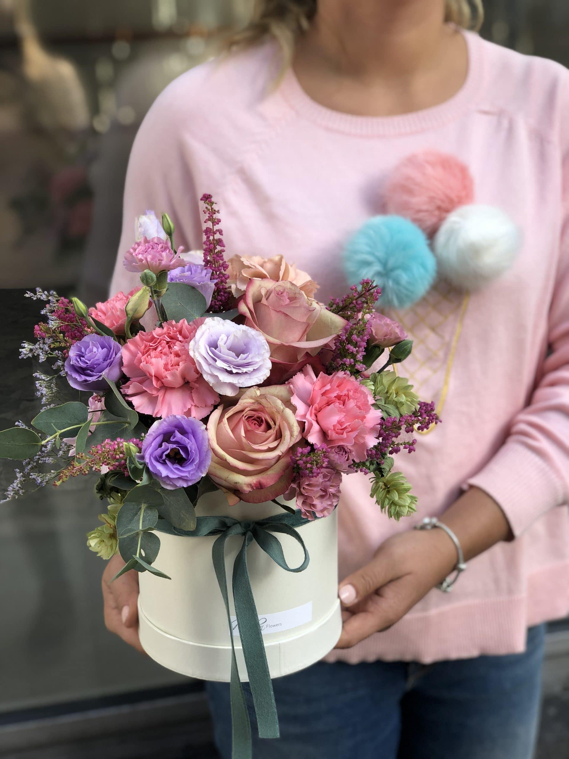 Flowerbox Kolorowy