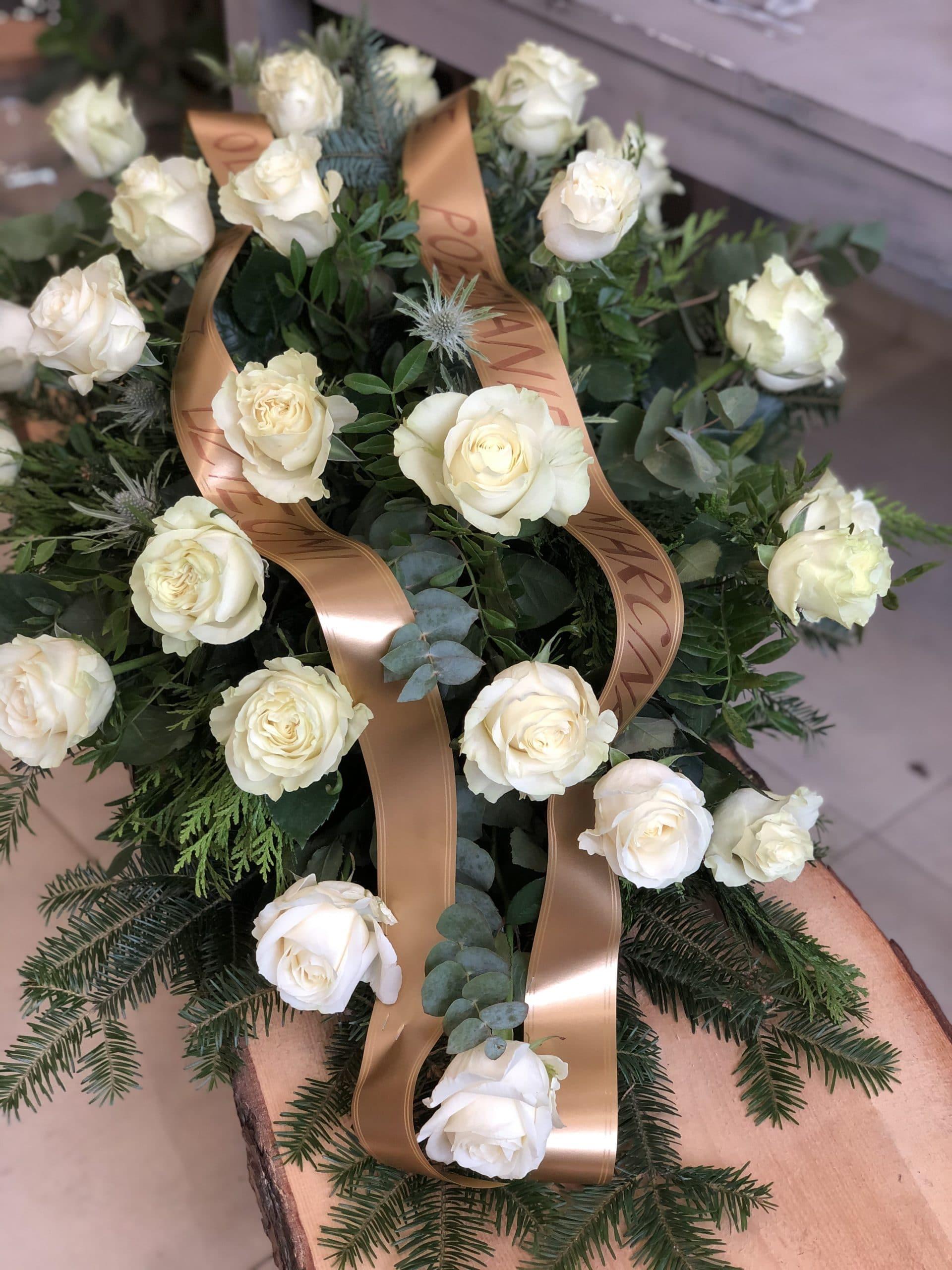 Palma Białe Róże