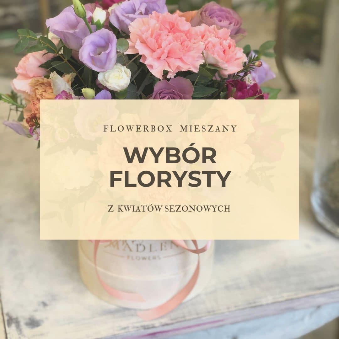 Flowerbox Wybór Florysty