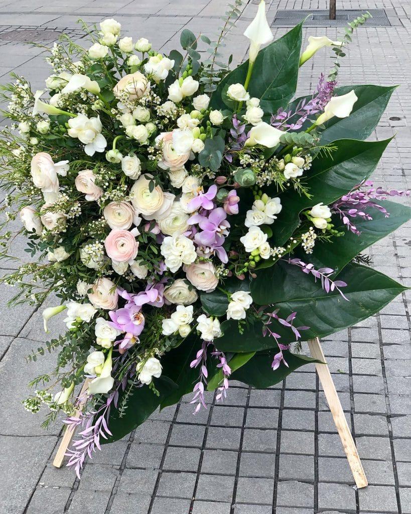 florystyka pogrzeb