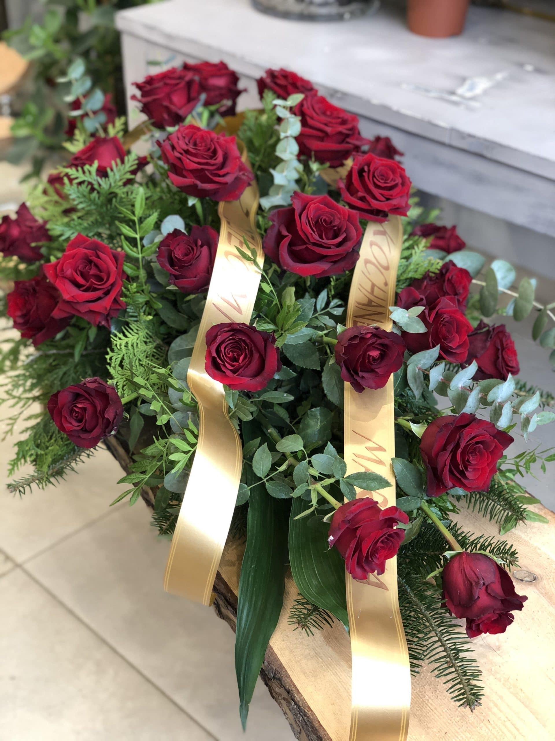 Palma Czerwone Róże