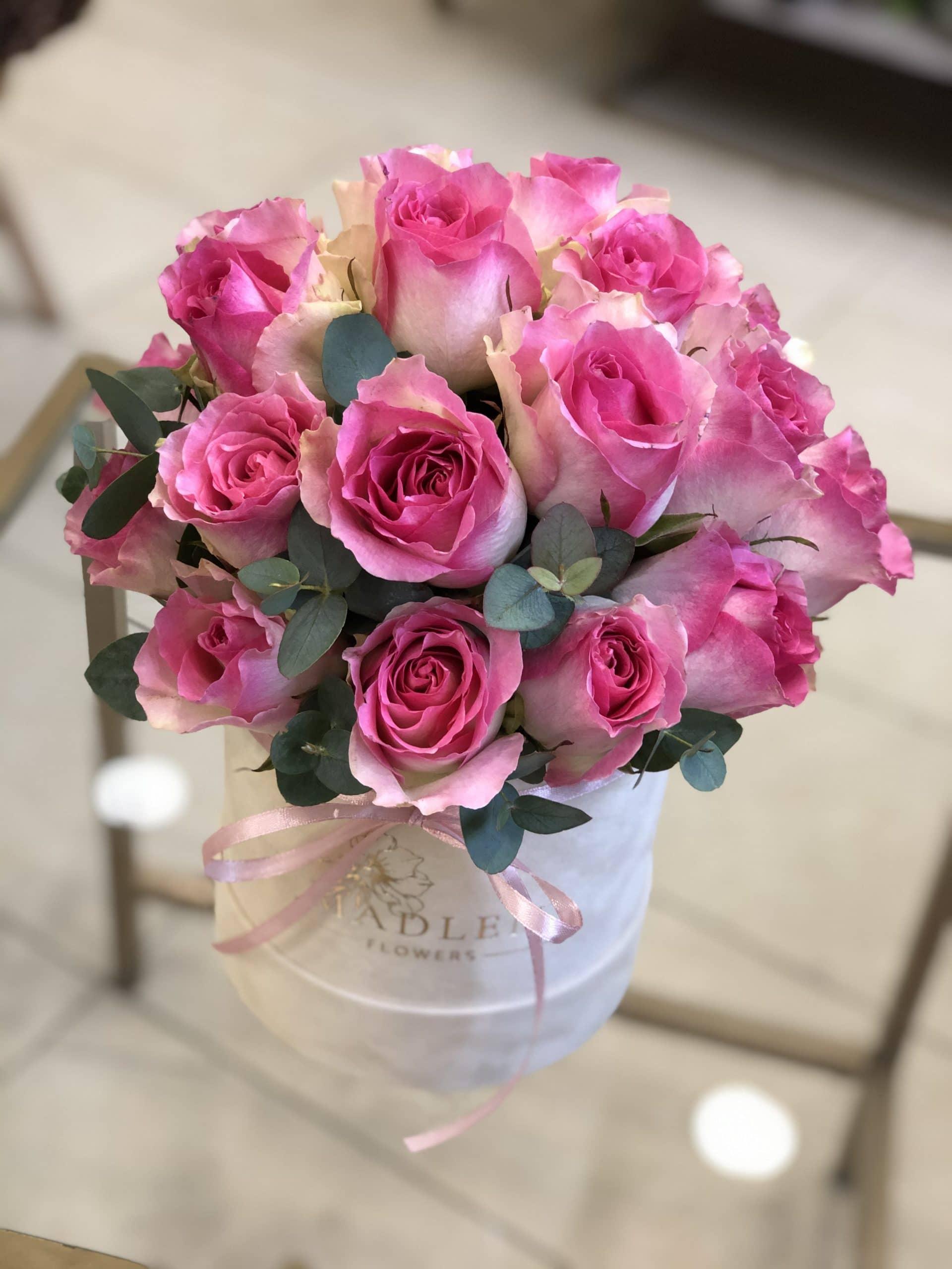 Flowerbox Fuksjowy
